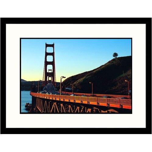 Yosemite Home Decor Golden Gate Bridge Wall Art   39 x 24