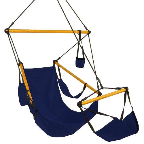 Pawleys island castaway hammocks fabric swing chair ebay for Fabric hammock chair swing