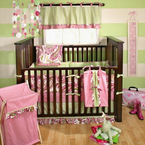 baby-girl-nursery-ideas-crib-bedding