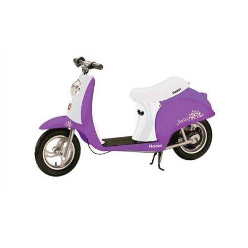 Razor Pocket Mod Electric Euro-Style Scooter, purple - Prices