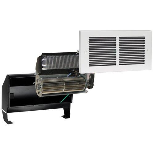 Cadet 120V Register Plus Fan Forced Wall Heater in White