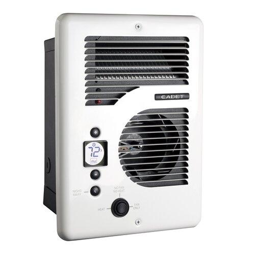 Cadet com Pak Energy Plus Electric Wall Heater CEC163TW