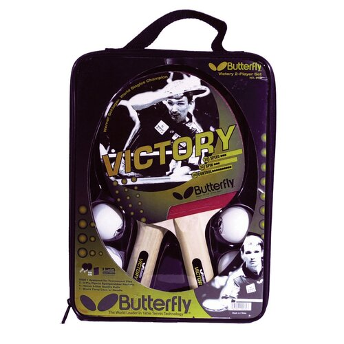 Butterfly Victory Table Tennis Racket Set   203