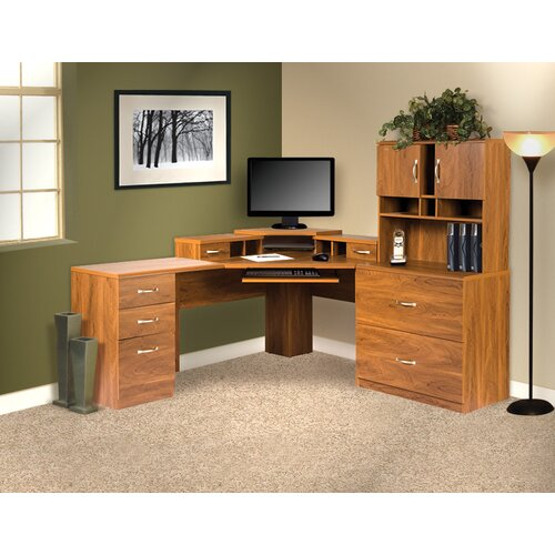os home amp office furniture office adaptations l shape