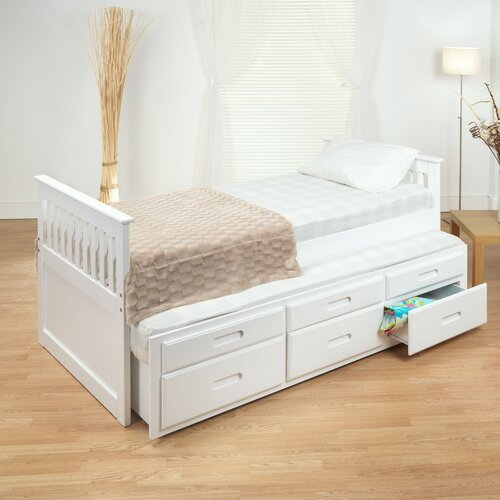 Image Result For Captain Bed With Storage Diy All Storage Bed