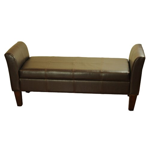 Kinfine upholstered storage bedroom bench ebay - Benches for bedrooms ...