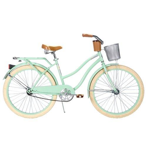 Huffy Womens Deluxe Cruiser Bike Ebay