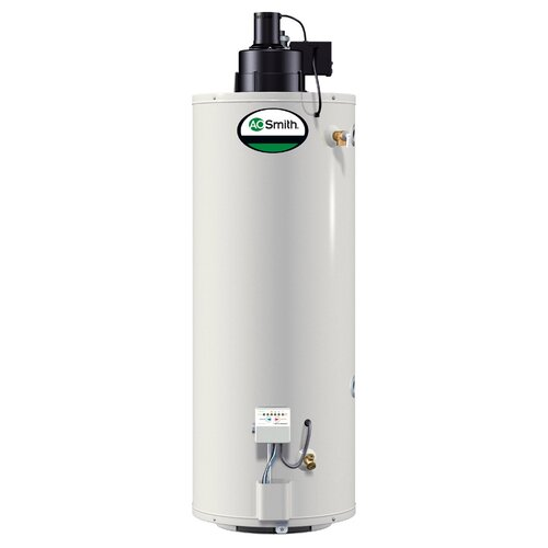 Rheem Fury Universal 75 Gallon Commercial Water Heater   Natural Gas