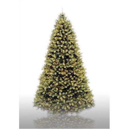 National Tree Co. 9 Prelit Douglas Fir Artificial Christmas Tree with