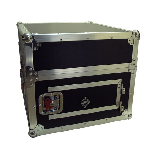 Gator Cases Rack Case with 8U over 4U Space   G TOUR 8X4