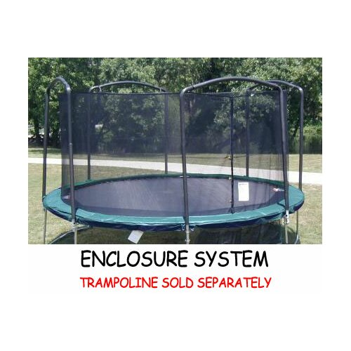 Trampoline Parts Retailers: Jumpking Lifestyles Enclosure For 14' Trampoline