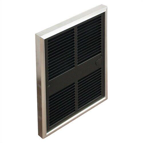 Commercial Double   Pole 6,826 BTU ( 208v ) Fan Forced Wall Heater w