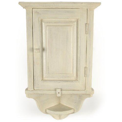 papa theo small wall corner cabinet ebay