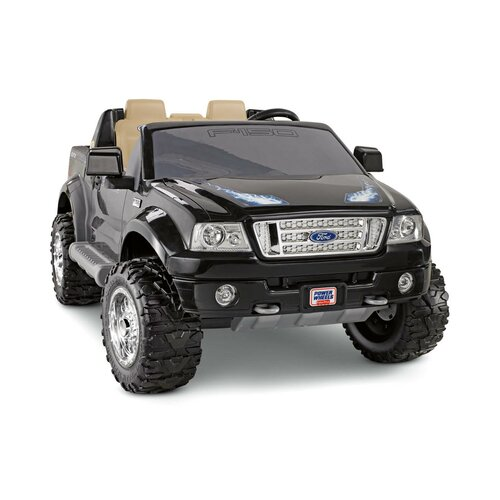 Power Wheels Truck : Fisher price power wheels ford f truck t ebay
