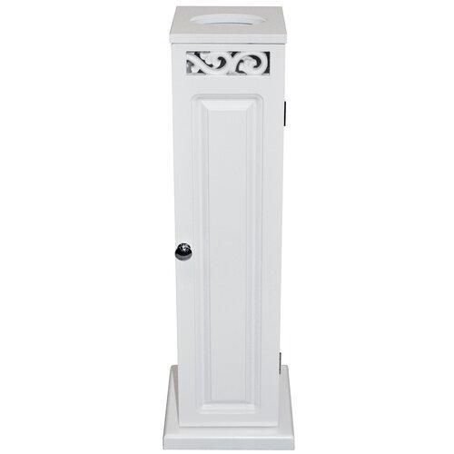 freistehender toilettenpapierhalter - Freistehender Toilettenpapierhalter Chrom