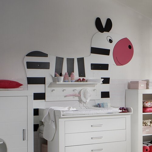 meise m bel wandplatte mini meise zebra 900 01 00020 ebay. Black Bedroom Furniture Sets. Home Design Ideas