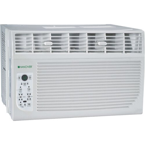 Hanover 5,200 BTU Energy Star Window Mounted Air Conditioner with