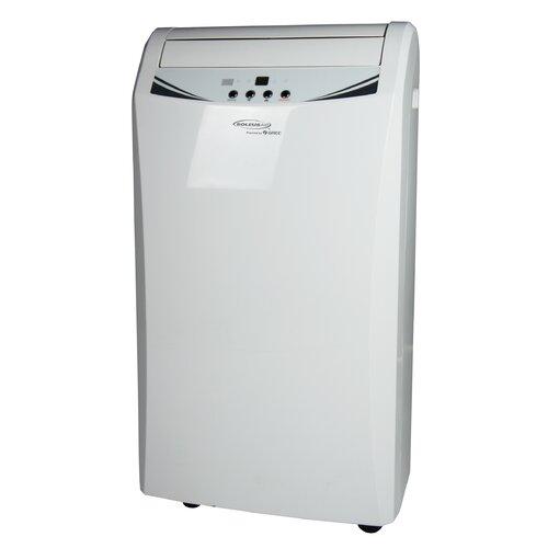 Soleus Air 12000 BTU Evaporative Portable Air Conditioner with LCD