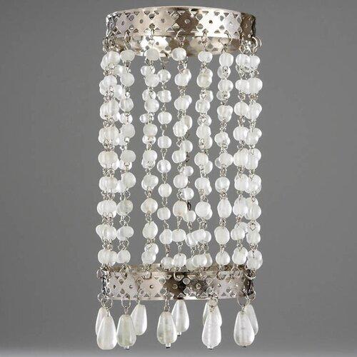 8 cm Lampenschirm Tulipas aus Metall | Lampen > Lampenschirme und Füsse > Lampenschirme | Schuller