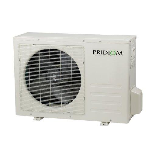 Pridiom Single Zone Inverter 12000 BTU Energy Star Air Conditioner