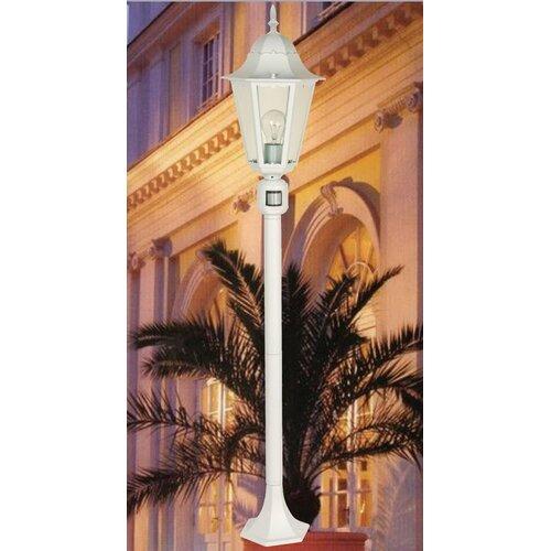 eco light mastleuchte bristol mit bewegungsmelder ebay. Black Bedroom Furniture Sets. Home Design Ideas