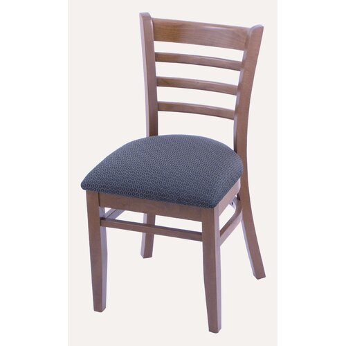 Holland Bar Stool Hampton 3140 Side Chair - Frame Finish: Dark Cherry, Seat Finish: Fabric - Grade 1 - Insight Eggplant at Sears.com