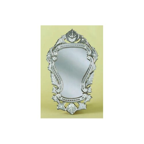Venetian Gems Dahlia Mirror