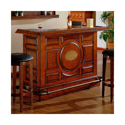 Ebay Bar Furniture: ECI Furniture Guinness Deluxe Bar With Wine Storage