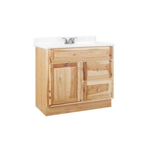 Rsi Home Products Hampton 36 Bathroom Vanity Base Hnhk36dy