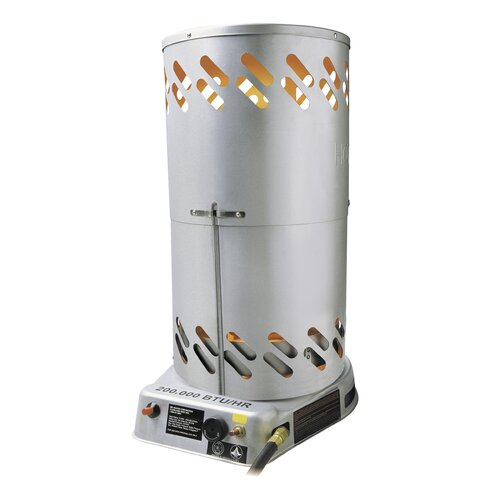 Construction Space Heaters