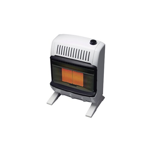 Mr. Heater 10000 BTU Liquid Propane Radiant Vent Free Wall Mount