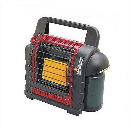 Mr. Heater 4000 9000 BTU Portable Buddy Radiant Heater   MH9BX