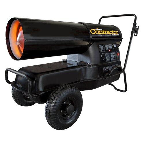 Mr Heater 125 000 BTU Forced Air Kerosene Heater F270320