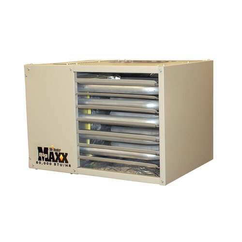 Mr. Heater 80,000 BTU Big Maxx Propane Unit Heater