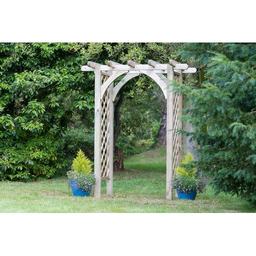 Rosenbogen Medfield | Garten > Pflanzen > Pflanzkästen | Naturbelassen | Holz | Garten Living