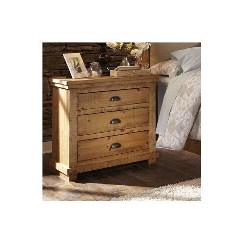 Progressive Furniture Inc Willow 3 Drawer Bachelor 39 S Chest Ebay