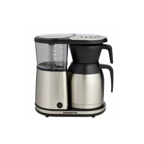 Coffee Maker Stainless Carafe : Bonavita Coffee 8 Cup Stainless Steel Carafe Coffee Maker eBay
