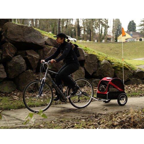 Dutch Dog Mini Dog Urban Bike Trailer