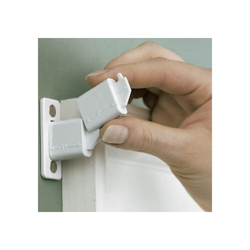 Levolor Heavy Duty Adjustable Curtain Rod Bracket Kit