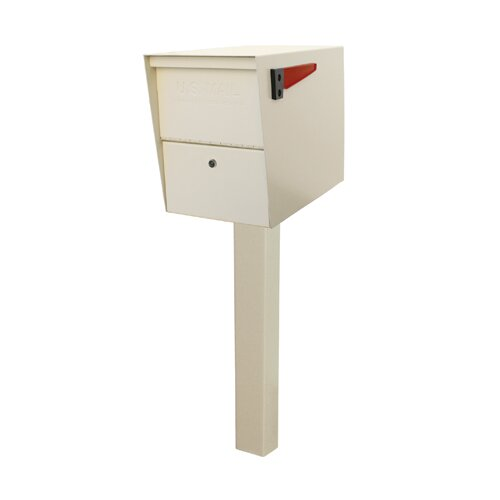 Mail Boss Package Master Locking Wall Mounted Mailbox Ebay