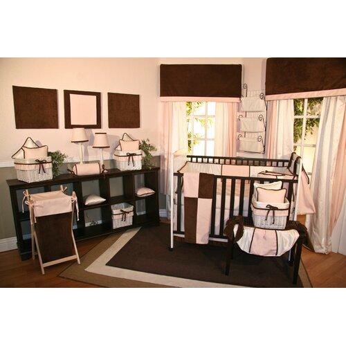 Sweet Jojo Designs Cheetah Pink Crib Bedding Collections