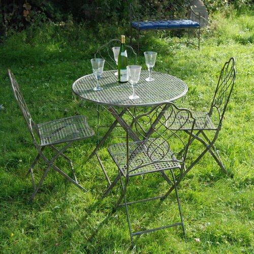 4-Sitzer Gartengarnitur Antani   Garten > Gartenmöbel > Gartenmöbel-Set   Braun   Garten Living