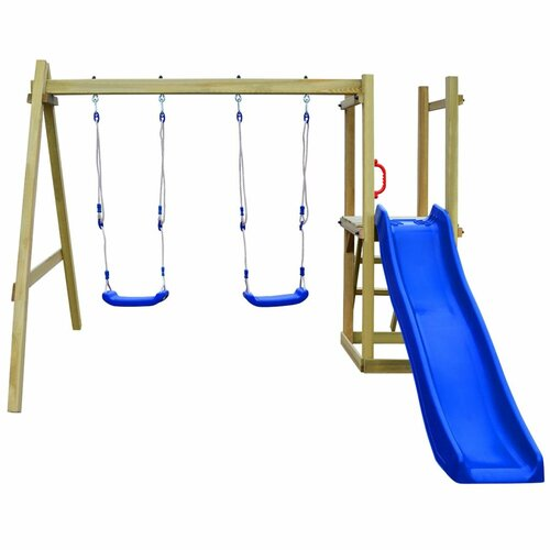 Schaukel-Set | Kinderzimmer > Spielzeuge > Schaukeln & Rutschen | Beige | vidaXL