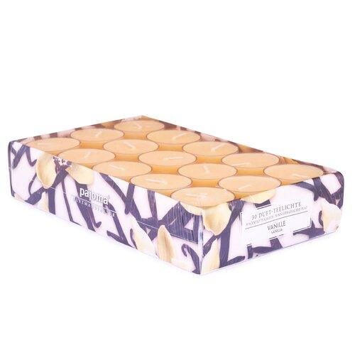 Teelicht-Set Amaryllis | Dekoration > Kerzen und Kerzenständer > Teelichter | Yellow | Polycarbonat | The Seasonal Aisle