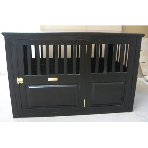 Details about Classic Pet Beds Handmade Furniture-Styl e Dog Crate