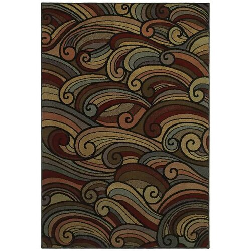 Shaw Rugs Accents Allegro Light Multi Rug   3X8 32440