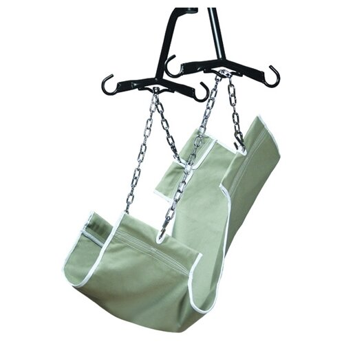 Lumex 2-Point Sling With Optional Commode Opening