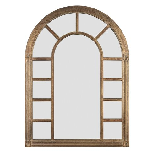 Kenroy Home Cathedral Wall Mirror in Bronze
