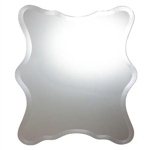 Kenroy Home Pienza Beveled Glass Mirror