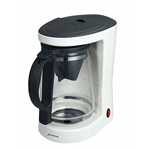 Coffee Maker And Its Function : GForce 8 Cup Coffee Maker with Tea Brewing Function eBay